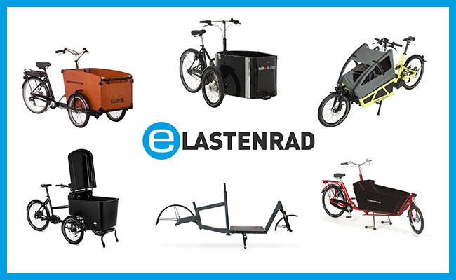 Lastenrad Modelle eLastenrad.de