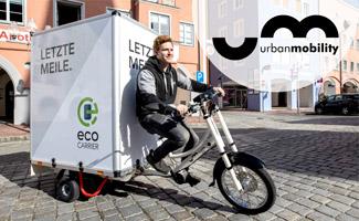 UM UrbaneMobility Lastenrad