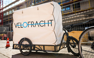 Logo Lastenrad-Aufbau Velofracht