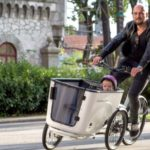 Das dreirädrige Butchers & Bicycles mit Neigetechnik
