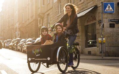 Fahrrad-Monitor 2019 liefert Umfragedaten zum Cargobike-Boom