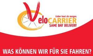 VeloCARRIER Supporter Banner auf cargobike.jetzt