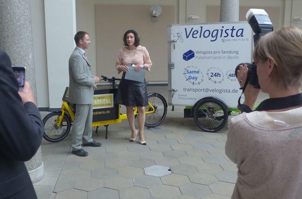 DLR-Studie sieht 52 000 gewerbliche Cargobikes in Deutschland