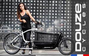Banner Douze Cycles auf cargobike.jetzt