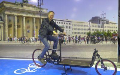 Berliner Cargobike-Kaufprämie: Erst 2020 aber dafür verstetigt
