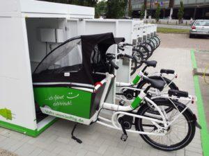 Cargobike-Box von Ziegler in Bremen
