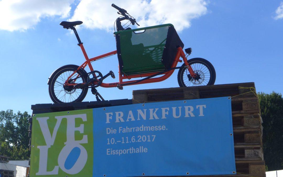 Cargobike-Neuheiten 2017: Rückschau und Ausblick in Bildern