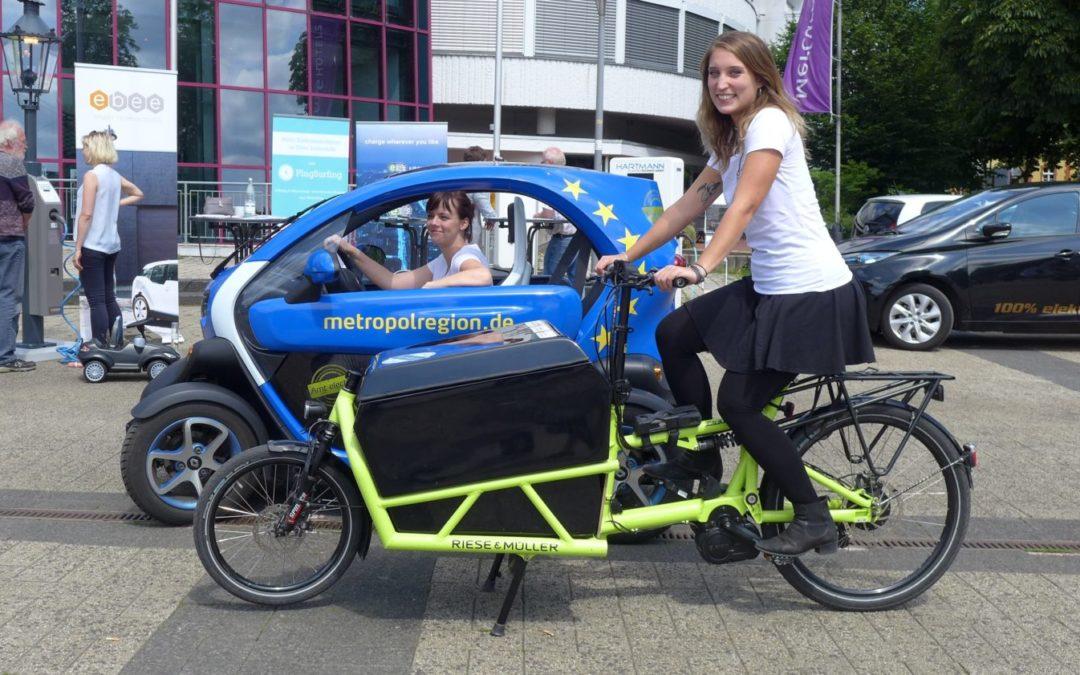 80 Prozent Marktwachstum: eCargobikes überholen E-Autos