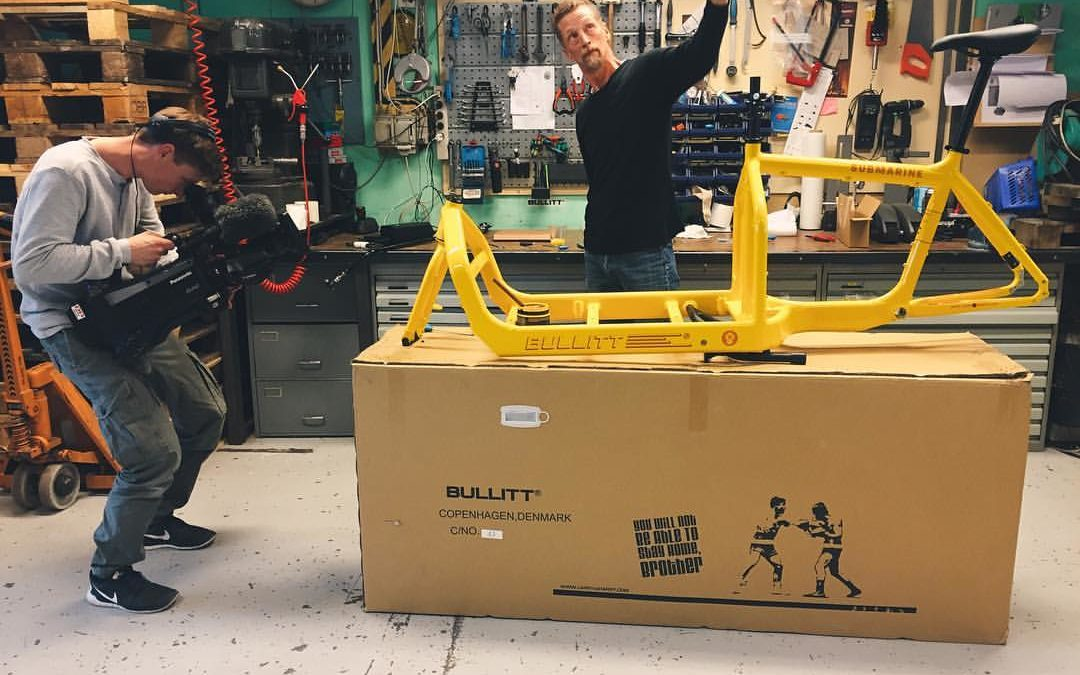The Bullitt's Burden: Der Film zum Cargobike aus Kopenhagen