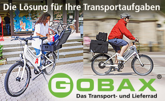 Gobax-Banner auf cargobike.jetzt
