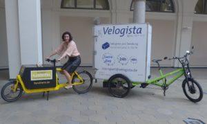 Bundesförderung für gewerbliche Cargobikes kommt