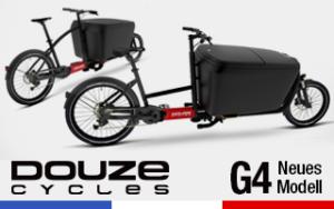 DOUZE Cycles G4 - Banner auf cargobike.jetzt