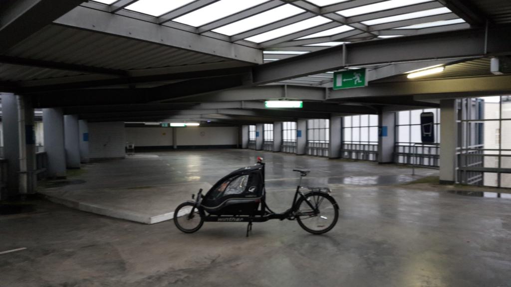 Weniger Parkhäuser, mehr Cargobikes, mehr Wohnraum!