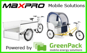 Maxpro Banner powered by GreenPack