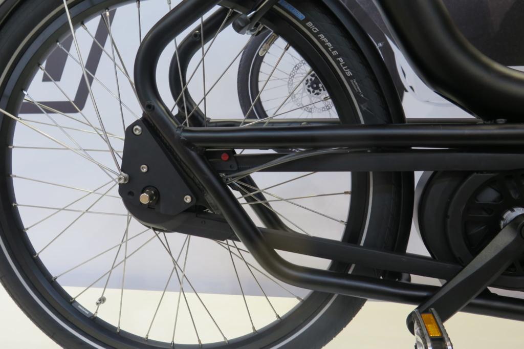 Urban Arrow mit neuem Rahmen, Bild cargobike.jetzt - cargobike.jetzt