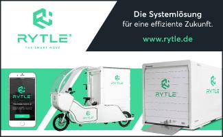 Rytle-Banner auf cargobike.jetzt