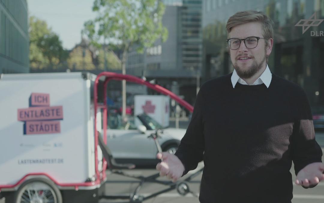 Wissenschaftlich erwiesen: Cargobike-Testen hilft!