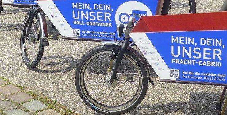So geht Cargobike Sharing: Konzepte, Ratgeber, Beispiele