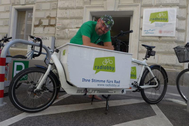 E-Mobilitätsoffensive in Österreich: 400 € Kaufprämie für Cargobikes