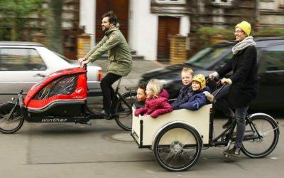 Cargobikes: Ersatz für Zweitauto oder einziges Auto?