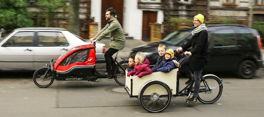 StVO-Reform: Kein Parkverbot für Cargobikes am Fahrbahnrand!