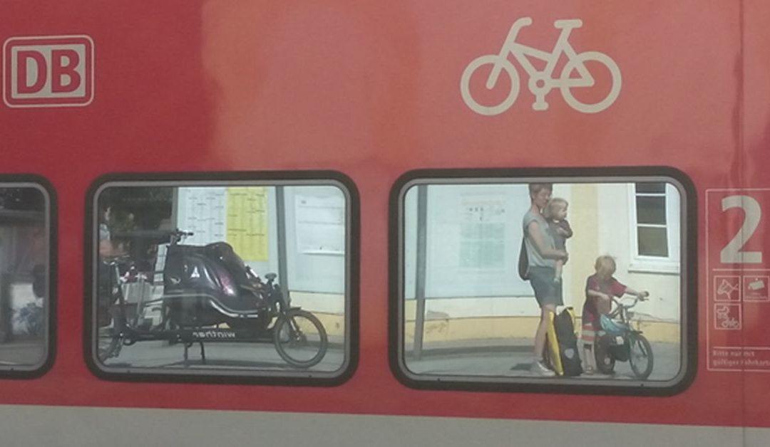 """Deutsche Bahn verbietet """"sogenannte Lastenräder"""" im Fernverkehr"""