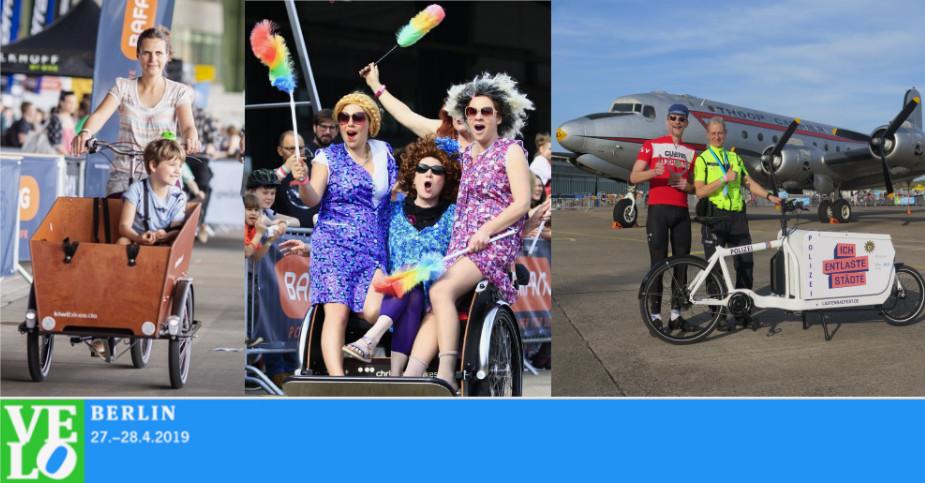 VELOBerlin: Cargobike-Programm für alle!