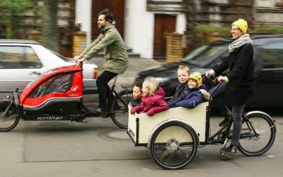 StVO-Reform: Kein Parkverbot für Fahrräder am Fahrbahnrand!