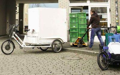 Verkehrsminister Scheuer will 20 Prozent Lieferverkehr auf Cargobikes