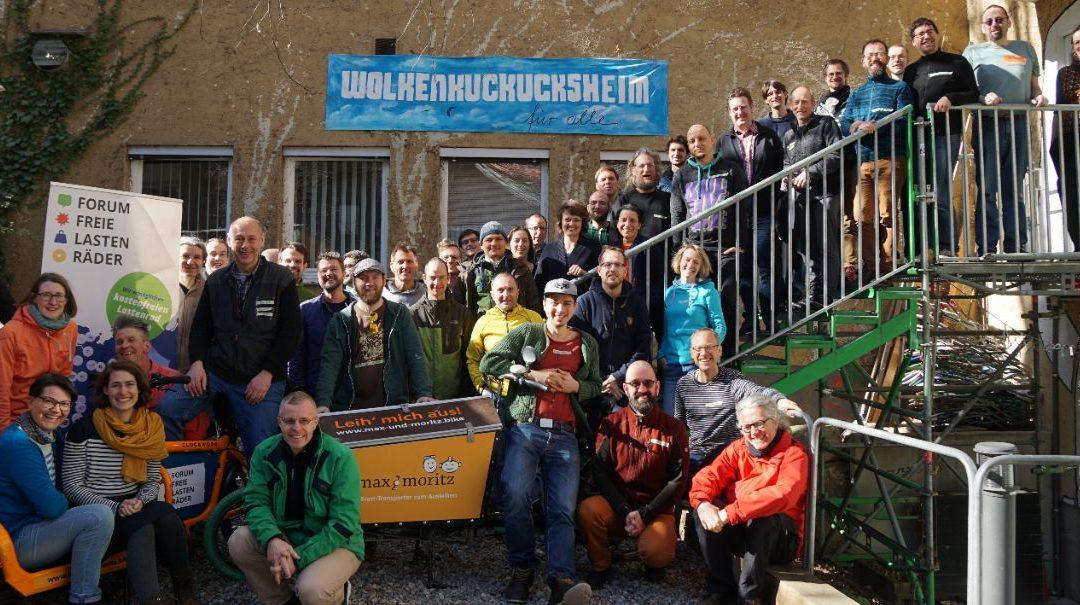 Freie Lastenräder gewinnen Deutschen Fahrradpreis 2019