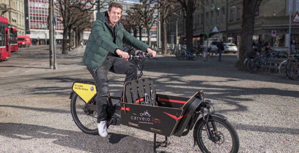 """""""Dem Cargobike Sharing international noch mehr Schub verleihen!"""""""