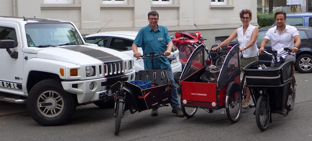 Das Cargobike als SUV und Statusymbol?
