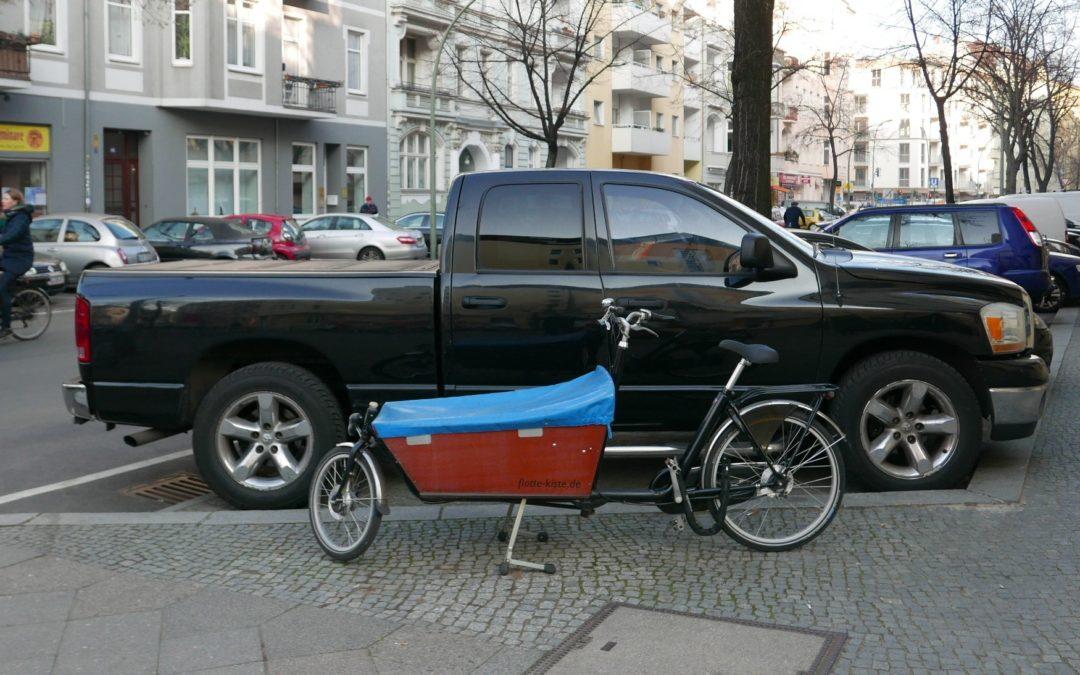 ALADIN: Neues Projekt zu Cargobike-Abstellanlagen