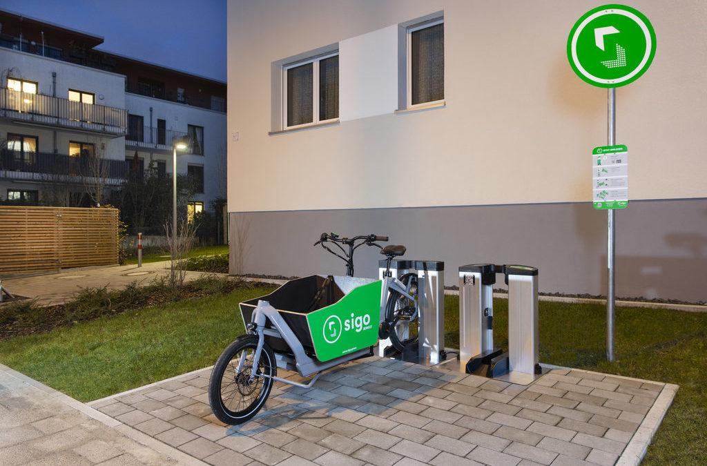 Neues Sharing-Angebot für eCargobikes in Darmstadt