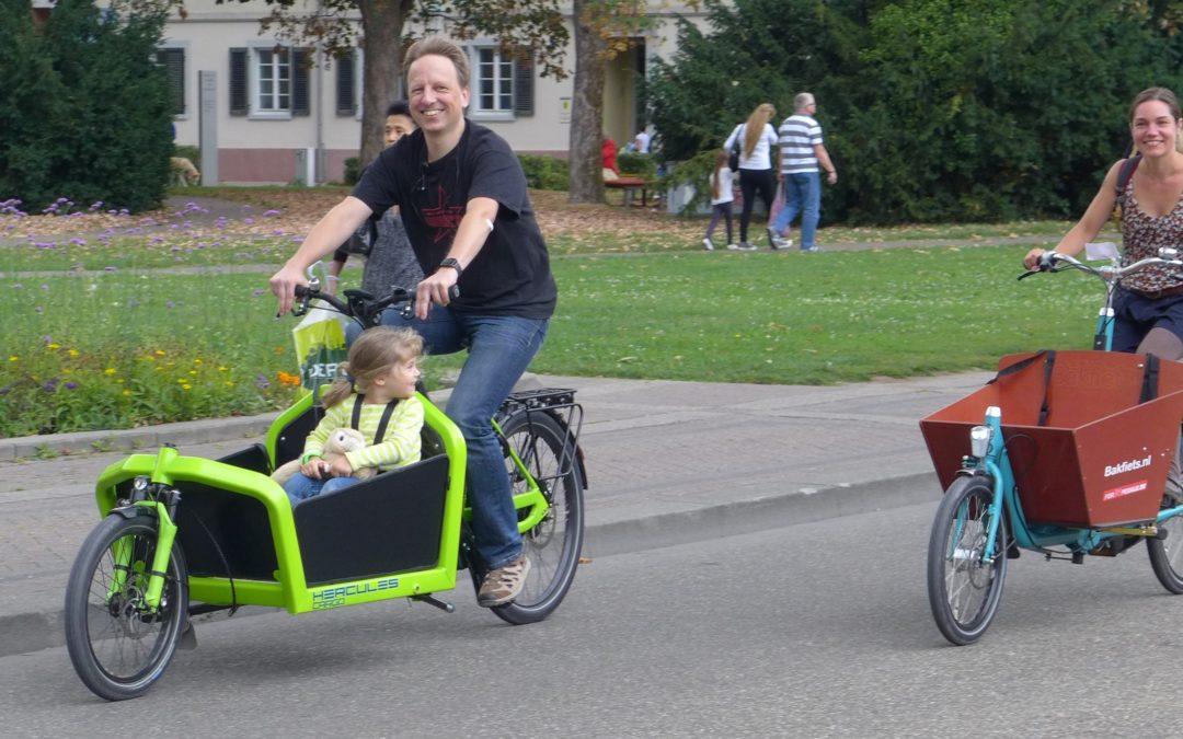 Land NRW würgt erfolgreiche Cargobike-Förderung ab