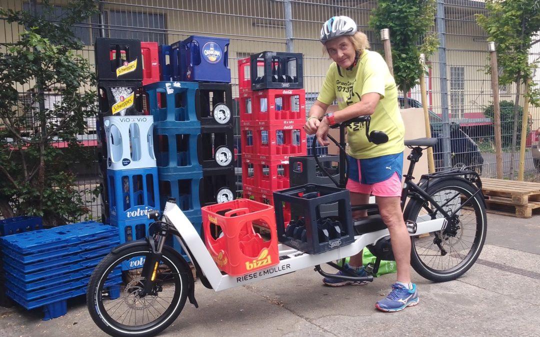 Da geht was: Cargobikes in Wiesbaden – eine Fotoreportage