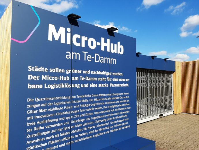 Foto Micro-Hub Te-Damm