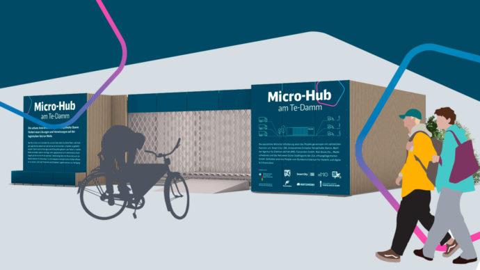Grafik Micro-Hub TeDamm