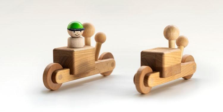 Cargoli Lastenrad Spielzeug