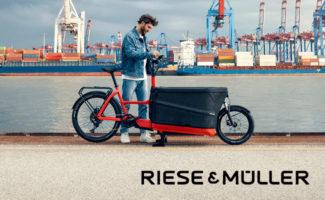 Lastenrad Riese & Müller Packster 70
