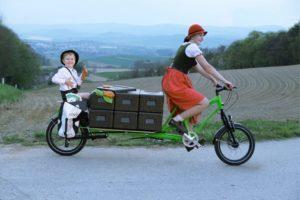 Vergesst Zuladung - auf die Nutzlast kommt es bei Cargobikes an!