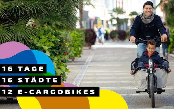 foto cargobike roadshow