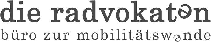 Logo radvokaten - Büro für Mobilitätswende