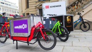 Start-up plant Servicenetz für gewerbliche Lastenradflotten