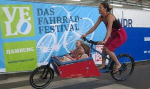 Bundesregierung will Kinderbeförderung auf Lastenrädern unterstützen