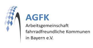 AGFK Bayern Cargobike Roadshow