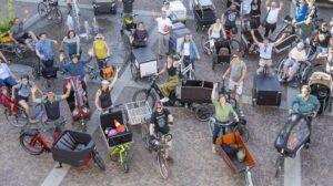 Vorreiterstadt Graz feiert 10 Jahre Lastenrad-Kaufprämie