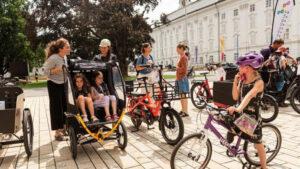 Cargobike Roadshow on Tour durch Baden-Württemberg und Rhein-Main
