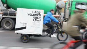 Lastenrad statt Diesel-Van: Radlogistik-Konferenz in Frankfurt