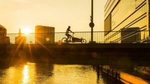 Hamburg: Neue E-Lastenräder kostenlos am Bio-Supermarkt leihen
